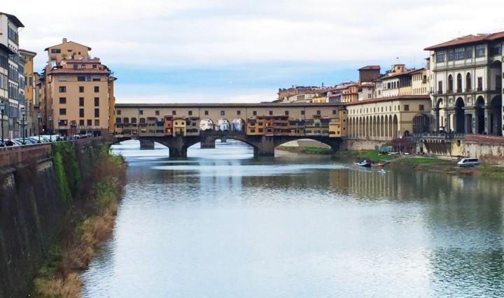 Campus Florence: Ponte Vecchio