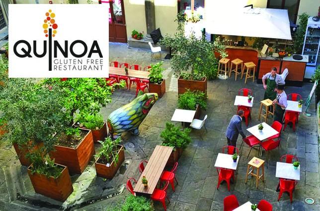 Ristorante Quinoa Gluten Free Florence Campus Discount