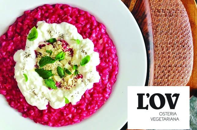 L'OV Osteria Vegetariana Campus Florence Discount