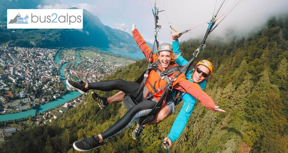Interlaken Paraglide Save $$$ Promo Code CAMPUS