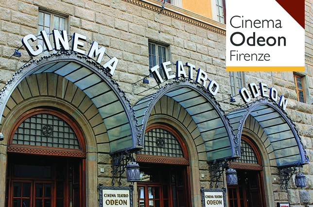 Odeon Cinehall Florence Firenze Orignal Sound English Movies