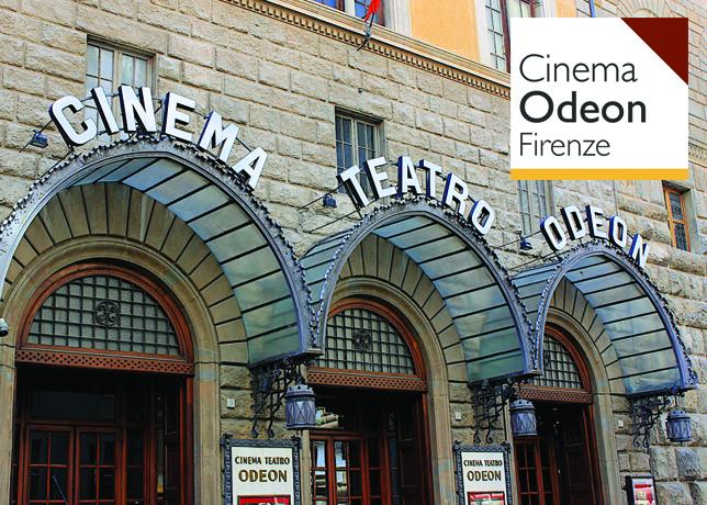 Odeon Cinehall Florence Firenze Orignal Sound English Movies