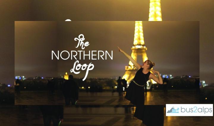 Bus2alps Northern Loop Spring Fall Break Prague Amsterdam Paris Berlin Brussels Florence Student Travel