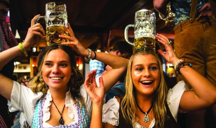 Stoke Travel Oktoberfest Camping Glamping Florence Munich Germany