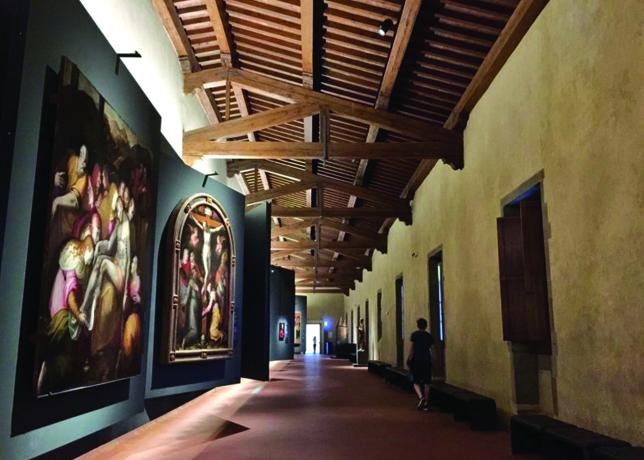 Museo degli Innocenti Piazza Santissima Annuziata Florence