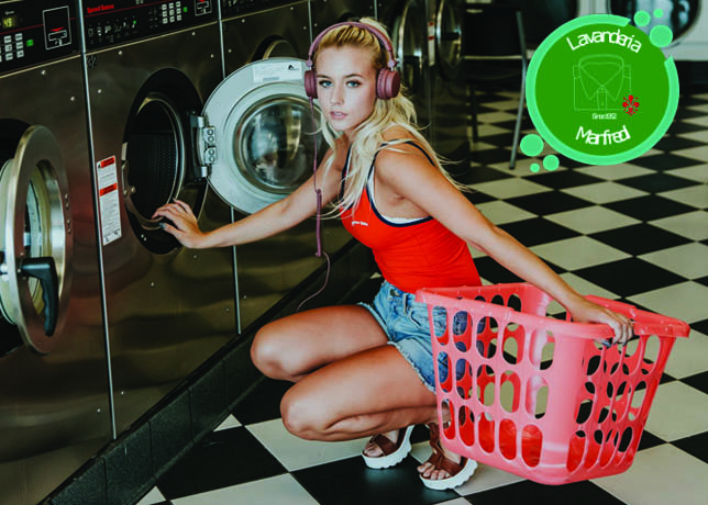 Laundromat Washing Service Campus Florence Discount