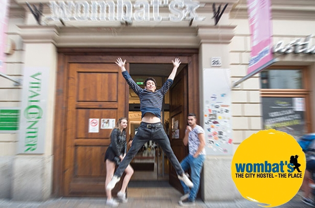 Campus Florence Wombat's Hostel Budapest Promo Code CAMPUS