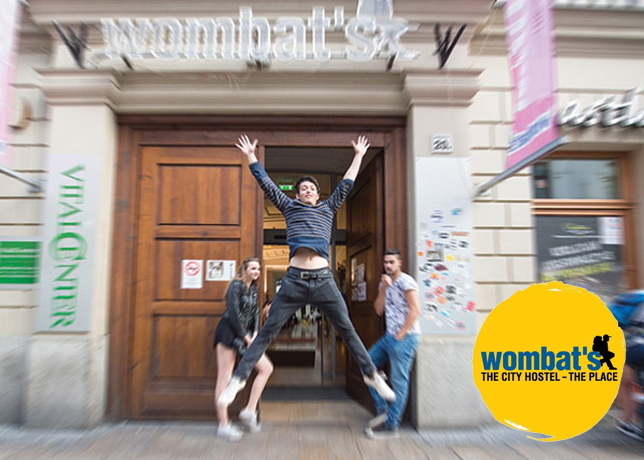 Campus Florence Wombat's Hostel Budapest Promo Code CAMPUS