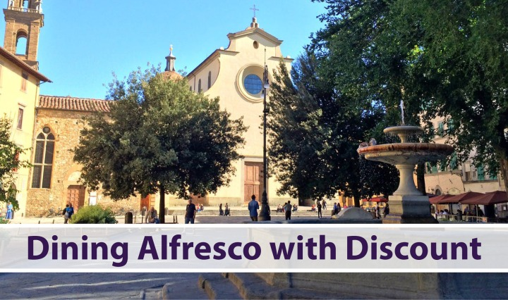 Restaurants Florence Firenze Alfresco Al Fresco Outside