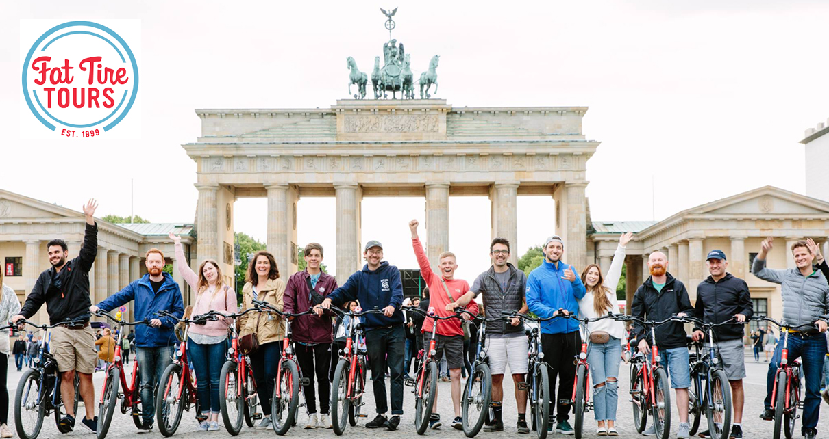 Fat Tire Tours Berlin Save $$$ Promo Code CAMPUS