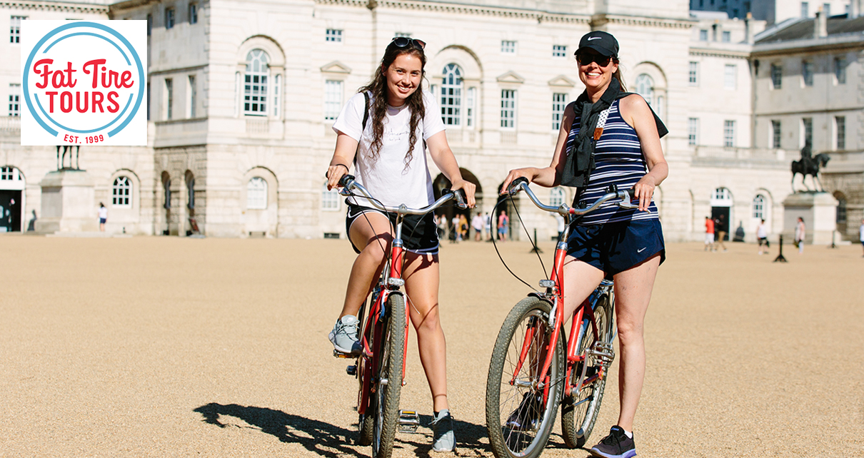 Fat Tire Tours Save $$$ Promo Code CAMPUS