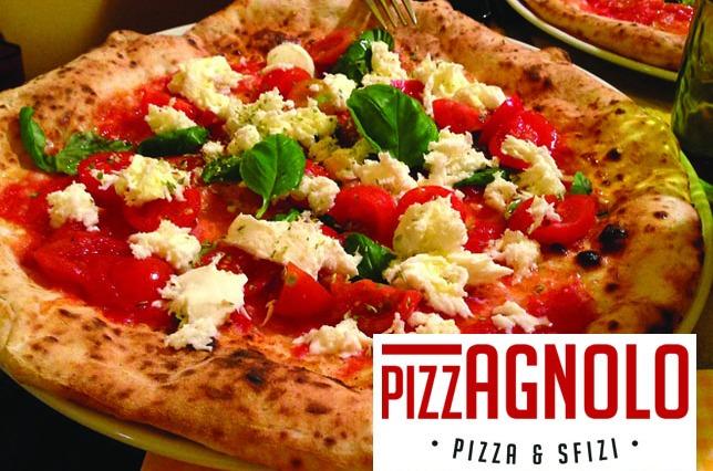 Pizzagnolo Pizzman Campus Florence Discount