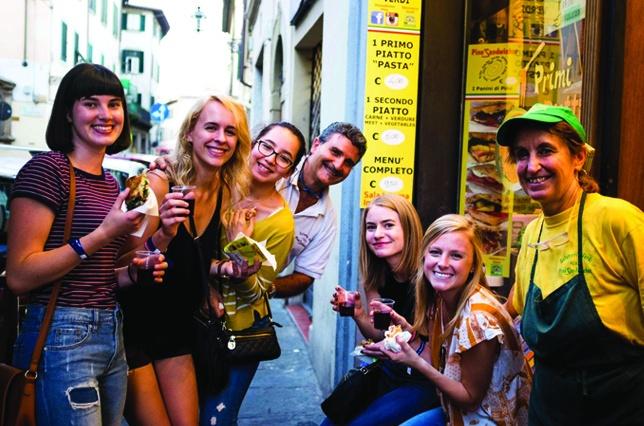 Salumeria Verdi Pinos Sandwiches Florence Via Verdi