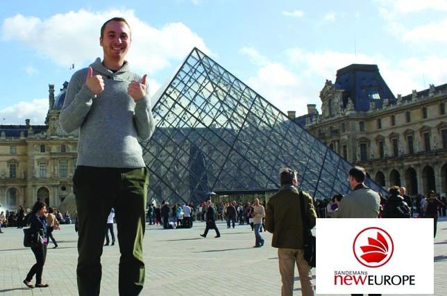 Free walking tour Paris Sandemans New Europe