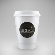 albero coffee cup