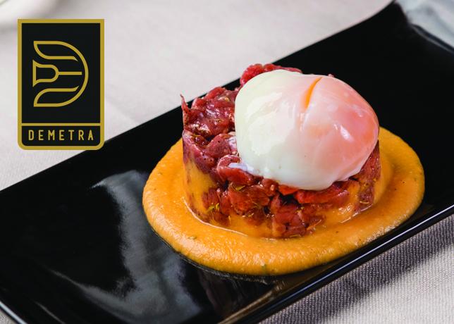 Demetra Restaurant Kilometro Zero Florence Firenze Full Up Lounge Bistrot