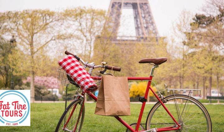 Fat Tire Paris Save $$$ Promo Code CAMPUS
