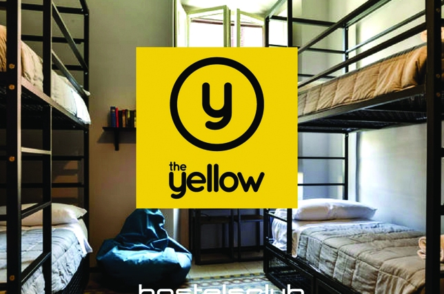 Yellow Hostel Rome Recommended by FlorenceForFun Campus Florence