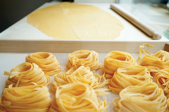 Intavola Cooking School Pasta Making Class Campus Florence Student Discount