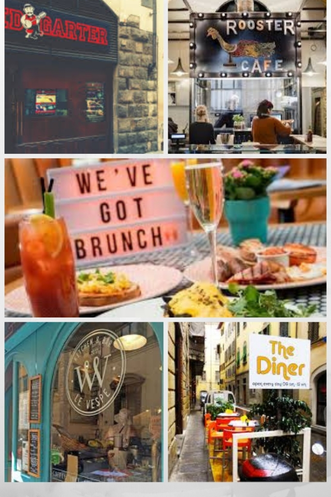 Florence Brunch American