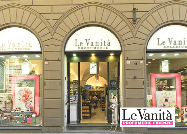 Cosmetics and Perfumes Campus Florence Discount La Vanita