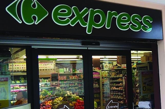 Carrefour Supermarket Florence Firenze