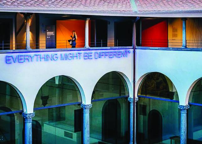 Museo NOvecento Piazza Santa Maria Novella Florence