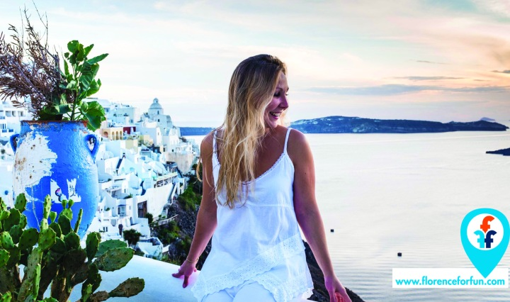 FlorenceForFun stuednt travel company spring break fall break greece islands