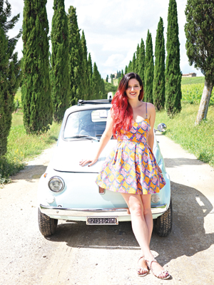 My Tour Fiat 500 Campus Florence Student Discount