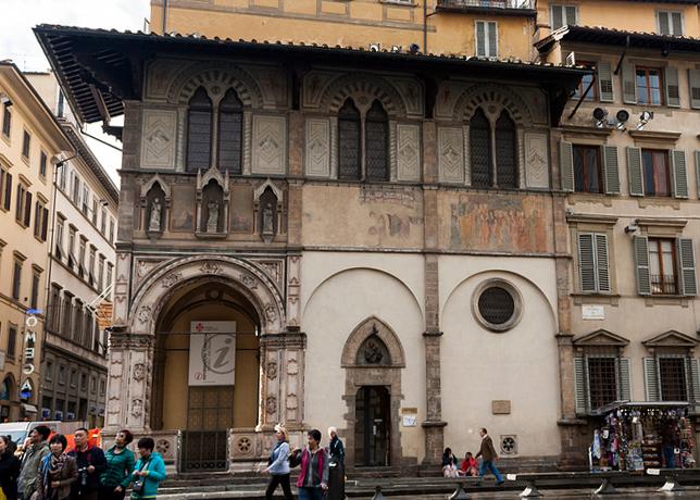 Piazza Duomo Bigallo Museum
