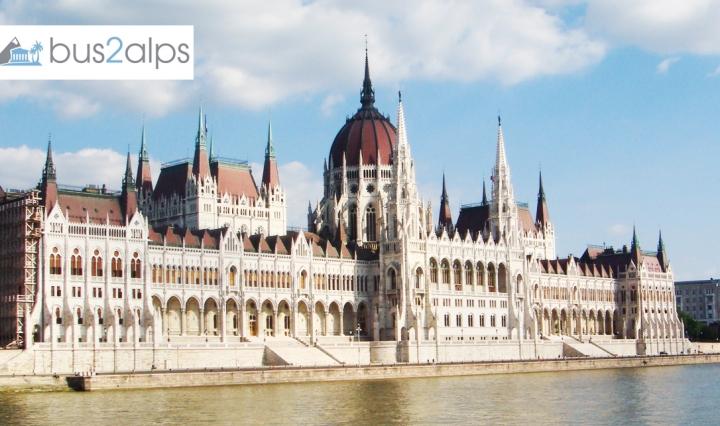 Bus2alps Budapest Vienna Salzburg Tour Promo code CAMPUS