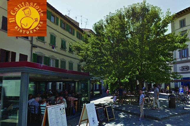 Cantastorie Piazza Mercato Centrale