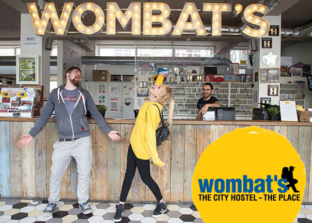 Wombat's Hostel London Backpackers Campus Florence Discount